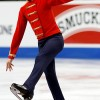 Zhou leads novice men at U.S. Nationals