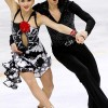 Sinitsina and Zhiganshin lead Russian sweep in short dance