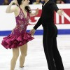 Virtue and Moir lead Ice Dance in Nice