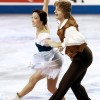 Davis and White waltz to lead at Skate America