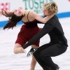 Davis and White dominate at 2012 NHK Trophy