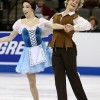 Davis and White take strong lead at 2013 US Nationals