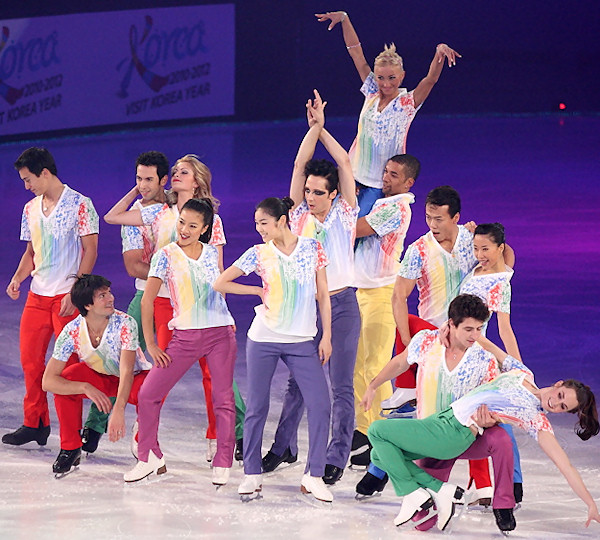2010 All That Skate LA Cast