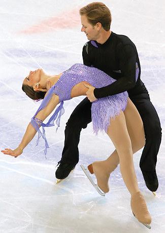 Tiffany Vise and Don Baldwin