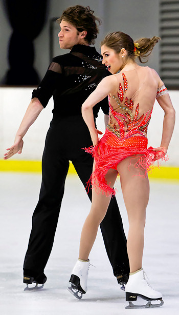 Lauri Bonacorsi and Travis Mager