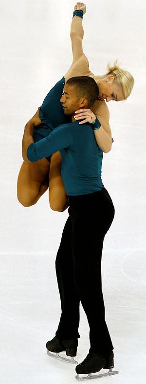 Aliona Savchenko and Robin Szolkowy