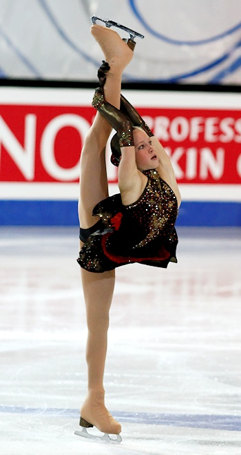 Julia Lipnitskaia