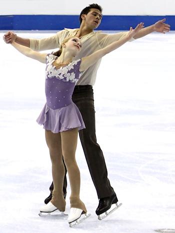 Katherine Bobak and Ian Beharry
