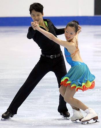 Melinda Meng and Andrew Meng