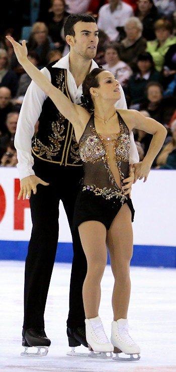 Meagan Duhamel and Eric Radford