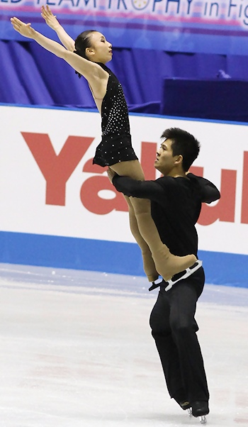 Narumi Takahashi and Mervin Tran