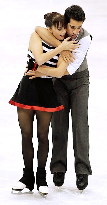 Anna Cappellini and Luca Lanotte