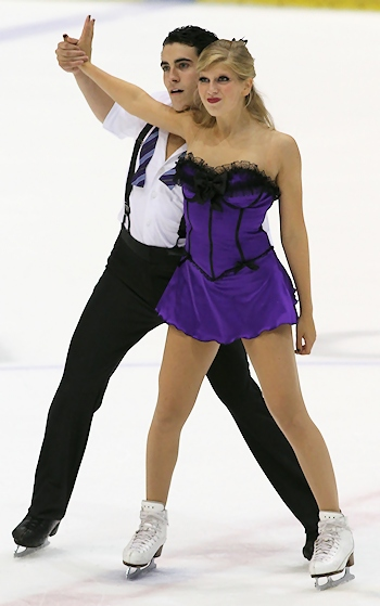 Holly Moore and Daniel Klaber