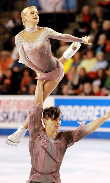 Tatiana Volosozhar and Maxim Trankov of Russia won their second consecutive title at the 2013 European Figure Skating Championships.