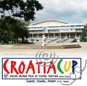 2012 JGP Croatia