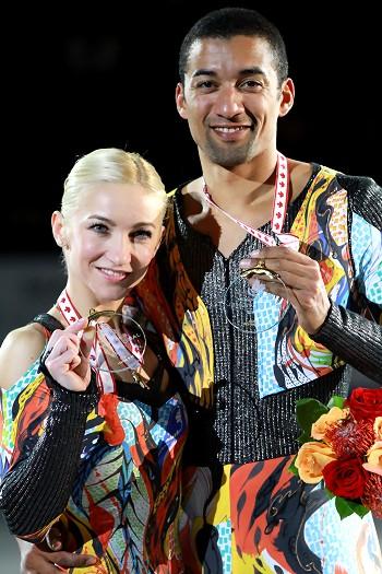 Aljona Savchenko and Robin Szolkowy