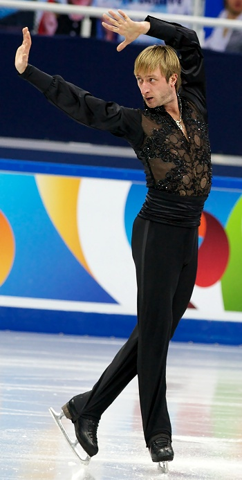 Plushenko a dark horse for 2014 Olympics