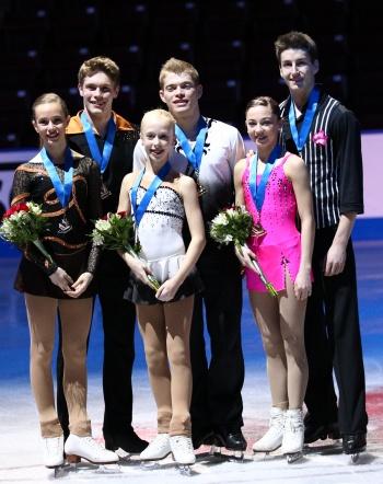 2013 Canadian National Figure Skating Championships: Novice Pairs