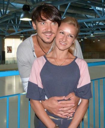 Tatiana Volsozhar and Maxim Trankov