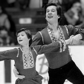 Marina Cherkasova and Sergei Shakrai
