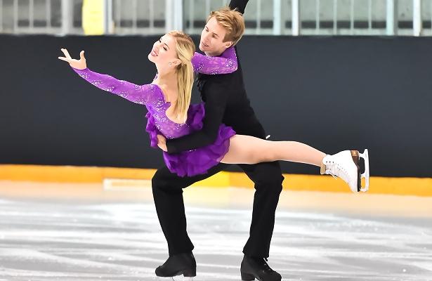 Mackenzie Bent and Garrett MacKeen