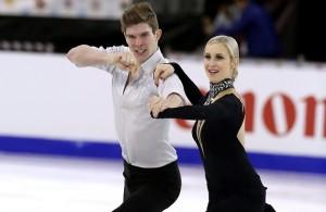 Anna Yanovskaya and Sergey Mozgov