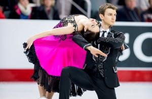 Élisabeth Paradis and François-Xavier Ouellette
