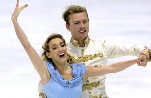 Isabella Tobias and Ilia Tkachenko