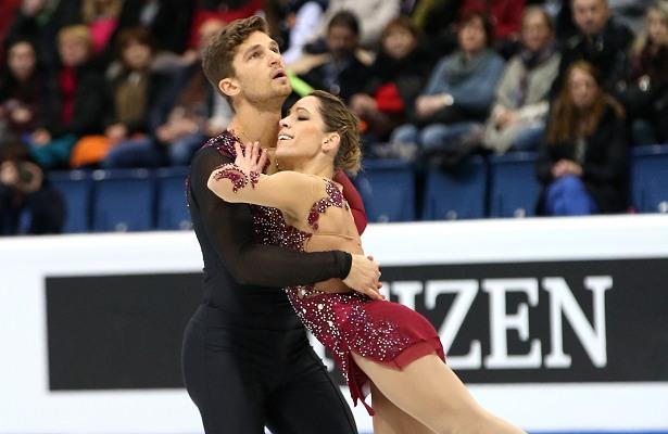 Nicole Della Monica and Matteo Guarise