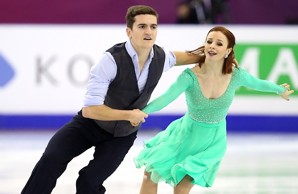 Marie-Jade Lauriault & Romain Le Gac
