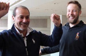 Rafael Arutyunyan on coaching champions