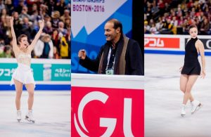Rafael Arutyunyan on coaching Ashley Wagner - Part 1