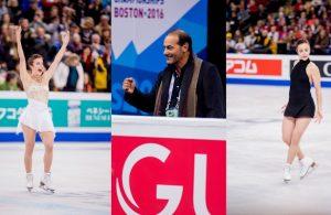 Rafael Arutyunyan on coaching Ashley Wagner - Part 1