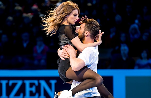 Gabriella Papadakis and Guillaume Cizeron