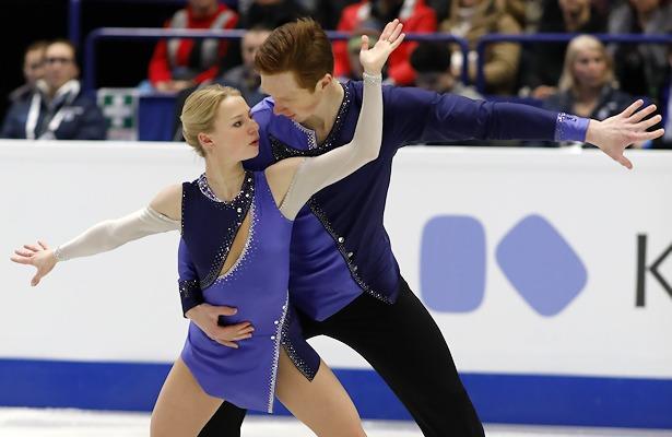 Tarasova And Morozov Claim European Pairs Title Golden Skate