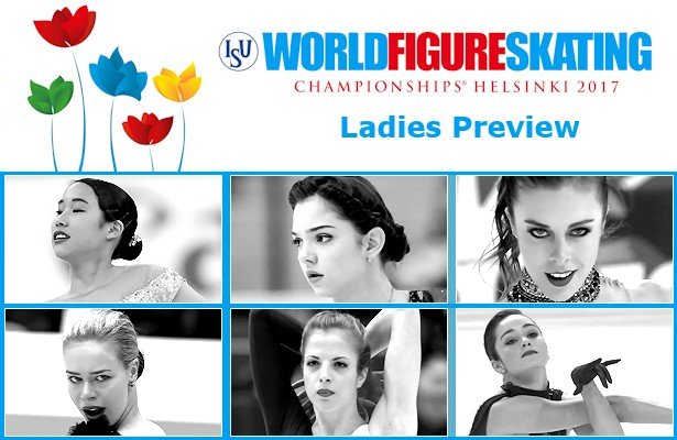 2017 World Figure Skating Championships: Ladies Preview