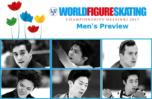 2017 World Figure Skating Championships: Men's Preview