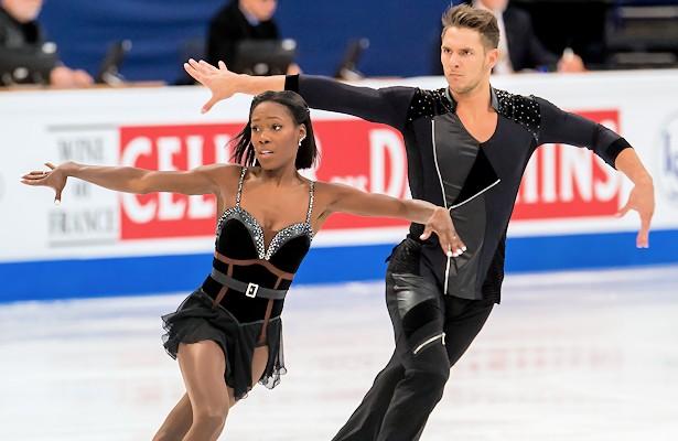 Vanessa James and Morgan Cipres
