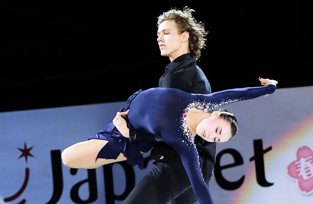 Alla Loboda and Pavel Drozd