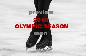 2018 Olympic Season: Men's Figure Skating Preview