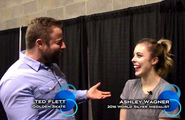 Ashley Wagner Interview
