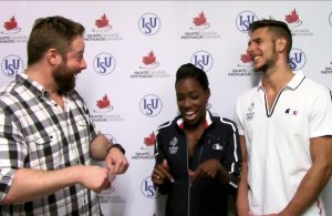 Vanessa James and Morgan Cipres