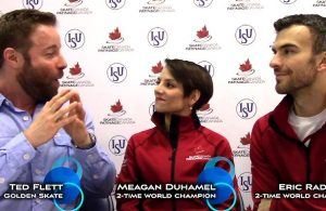 Meagan Duhamel and Eric Radford Interview