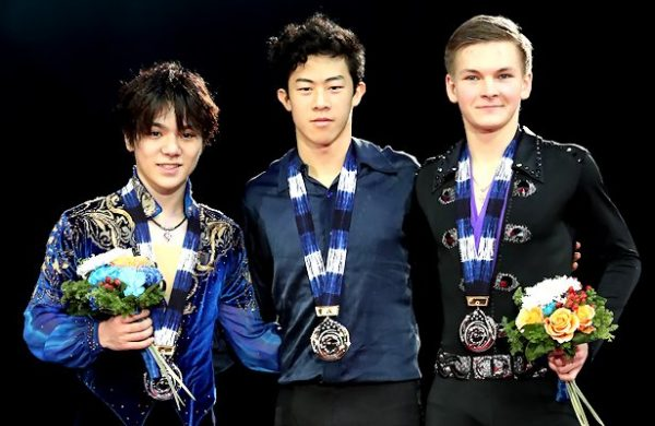 USA&39;s Chen edges out Uno for gold in Japan   Golden Skate