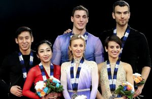 2017-18 Grand Prix Final of Figure Skating - Pairs