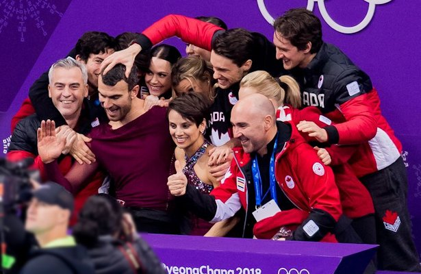 2018 Winter Olympics: Team Canada