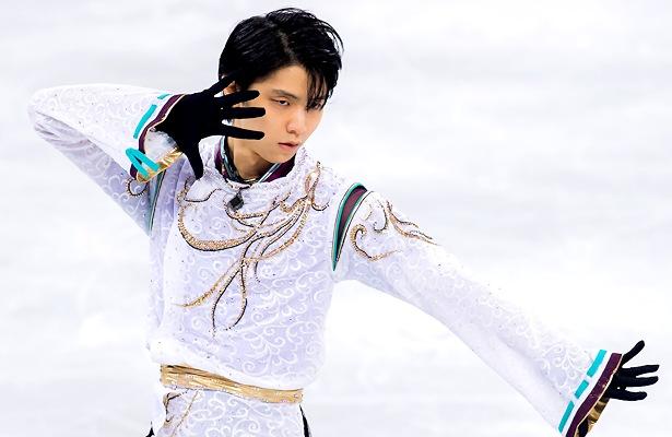 Yuzuru Hanyu of Japan