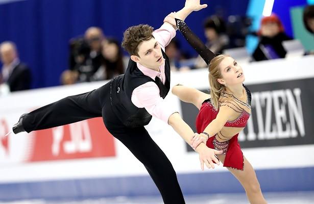 Ekaterina Alexandrovskaya and Harley Windsor