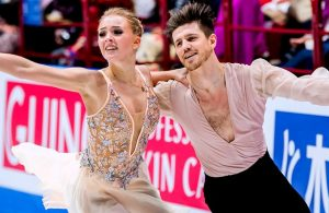 Alexandra Stepanova and Ivan Bukin