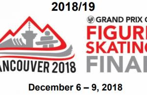 2018-19 Grand Prix Final of Figure Skating